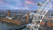 Standardbillet til London Eye, London, Billetter til seværdigheder
