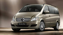Skopje Airport Transfer by Van for up to 8 Passengers, Skopje, Airport & Ground Transfers