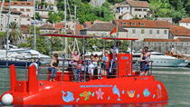 Semi Submarine excursions, Kotor, Submarine Tours