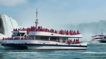Day-Trip from Toronto to Niagara Falls with Falls Boat Ride, Toronto, Wine Tasting & Winery Tours