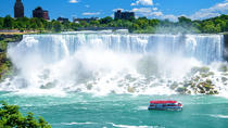 Niagara Falls Tour with Cruise & Lunch in Niagara on the Lake, Niagara Falls & Around, Day Trips