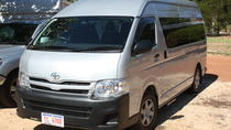 Shared Arrival Transfer Service - Perth Airport to Perth City Hotel, Perth