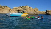 Kayaking and Caves Adventure in the Algarve, Albufeira, Kayaking & Canoeing