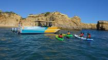 Kayaking and Coastline, Albufeira, Kayaking & Canoeing