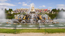 4 hour Skip the Line Versailles Tour including Castle & Garden Musical Water Show, Paris, Half-day...