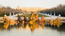 4 hour Versailles Tour including Skip the Line Castle Tickets & Licensed Guide, Paris, Half-day ...