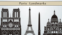 8 hour Paris Guided Tour without Museum Entrances, Paris, Private Sightseeing Tours