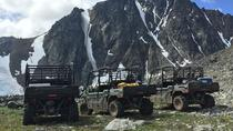 Half-Day ATV Shore Excursion With Glacier from Skagway , Skagway, Ports of Call Tours