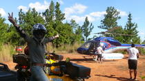 Helicopter Quad Bike Combo, Nadi, Helicopter Tours