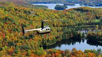 Hubschrauber Tour über Mont-Tremblant, Mont Tremblant, Helicopter Tours