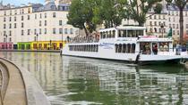 Seine River Cruise and Paris Canals Tour