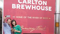 Carlton Brewhouse Brewery Tour with Beer Tasting, Melbourne, Beer & Brewery Tours