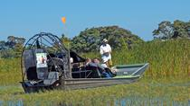 One Hour Airboat Tour, Cocoa Beach