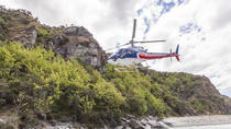 Helicopter en Shotover River Rafting Combo vanuit Queenstown, Queenstown, Helicopter Tours