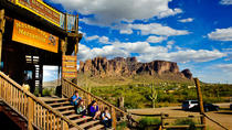 Apache Trail Day Tour from Phoenix, Phoenix, Half-day Tours