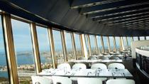 Buffet i Sydney Tower Restaurant, Sydney