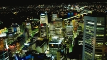 Nochevieja en el restaurante 360 Bar and Dining de la Sydney Tower