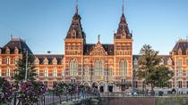 Dutch Masters: Rijksmuseum and Van Gogh Museum Tour with Lunch, Amsterdam, Bus & Minivan Tours