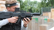 Laser Game in Amsterdam , Amsterdam, Kid Friendly Tours & Activities