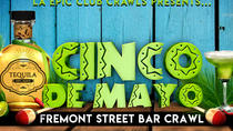 Cinco De Mayo Fremont St Las Vegas Bar Crawl, Las Vegas, Bar, Club & Pub Tours