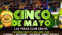 Cinco De Mayo Vegas Club Crawl, Las Vegas, Nightlife