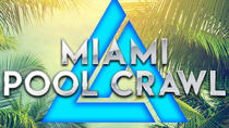 Miami Pool Party Crawl, Miami, Food Tours