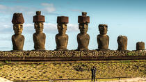 Private Full-Day Easter Island Moai Monuments Tour, Hanga Roa, Private Sightseeing Tours
