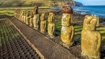 Private Full-Day Easter Island Moai Monuments Tour, Hanga Roa, null