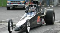 Dragster Drive Experience At Maple Grove Raceway, Hershey