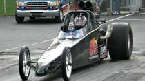 Dragster Drive Experience At New England Dragway, Manchester