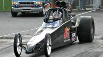 Dragster Drive Experience At Texas Motorplex, Dallas