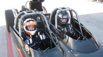 Ride-Along Dragster Experience At Charlotte Motor Speedway, Charlotte