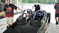 Ride Along in a Dragster at Virginia Motorsports Park, Richmond
