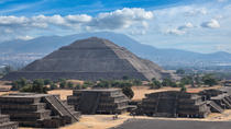 One or Two Days Trip to Mexico City From Acapulco - Pyramids - Zocalo - National Palace - Basilica...