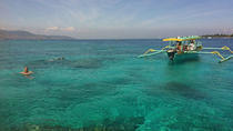 Snorkeling Boat Trip at Wonderfull 3 Gili Island, Lombok, Day Cruises