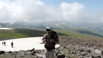 Trek to Mount Aragats Volcanic from Yerevan, Erevan