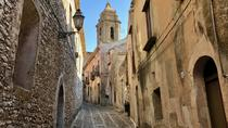 Private Marsala Wine Tour, Erice and Salt Flats Coast with Local Guide, Palermo, Wine Tasting &...