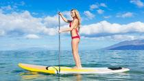 Stand up paddle boarding - SUP group class, Maui, Stand Up Paddleboarding