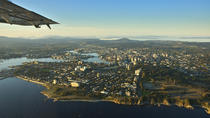 Butchart Gardens Luxury Evening Experience: Seaplane Flight and 3-Course Dinner, Victoria