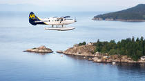 Shuttle to Zodiac Nature Tour, Seaside Dinner, and return to Vancouver by Seaplane, Vancouver, Air ...