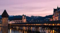 Half-Day Lucerne Guided Tour from Basel with Hotel Pick-up and Drop-off, Basel, Half-day Tours