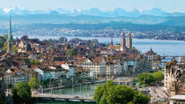 Half-Day Zurich Guided Tour from Basel, Basel