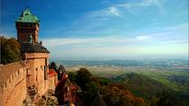 High Koenigsbourg Castle Entrance Ticket from Basel with Hotel Pick-Up and Drop-off, Basel