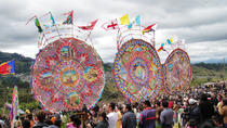 All Saints Giant Kite Festival and Fiambre Tasting Day Tour from Antigua Guatemala, Antigua, Day ...