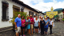 Colonial Antigua Guatemala walking tour & Hot Springs from Guatemala City, Guatemala City, Day Trips