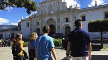 Colonial Antigua Guatemala walking tour & Hot Springs from Guatemala City, Guatemala City, Day Trips