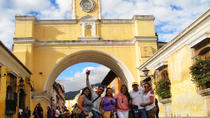 Full-Day Tour: Colonial Antigua, Jade Factory and Textile Experience, Antigua, Day Trips