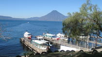 Lake Atitlan, Panajachel and Santiago Village Day Trip by Boat from Antigua, Antigua, Day Cruises