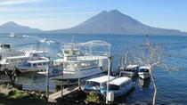 Lake Atitlan, Panajachel and Santiago Village Day Trip by Boat from Guatemala City, Guatemala City