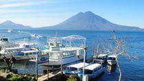Lake Atitlan, Panajachel and Santiago Village Day Trip by Boat from Guatemala City, Ciudad de ...